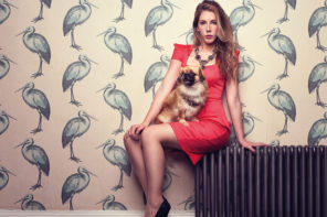 Bow down b*tches! Katherine Ryan is our host for the MWIT17 Grand Final