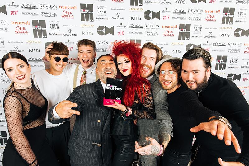 Cut & Grind: Best Salon Team