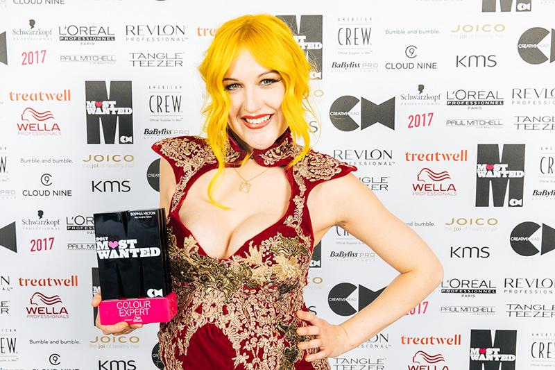 Sophia Hilton: Colour Expert