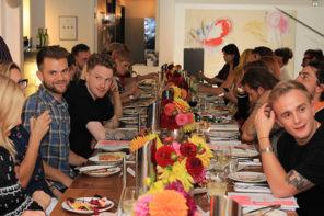 The MWIT18 Winners' Dinner