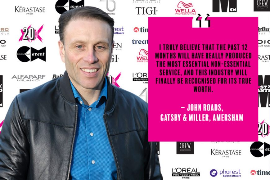 Gatsby & Miller Most Wanted 2020 Best Salon Experience