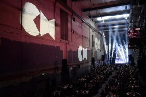 The audience at The Most Wanted Awards Grand Final 2019, held at London's Printworks.