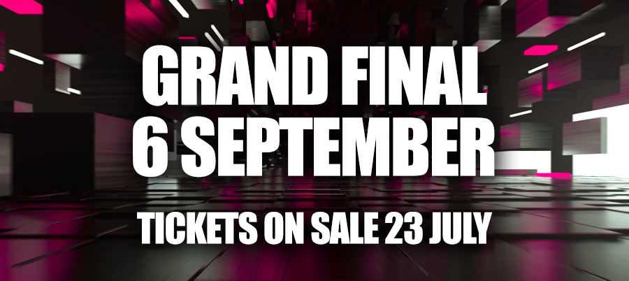 Most Wanted Grand Final 2021 banner
