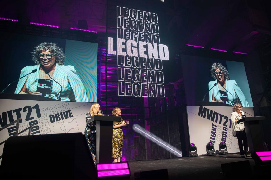 Legend stage