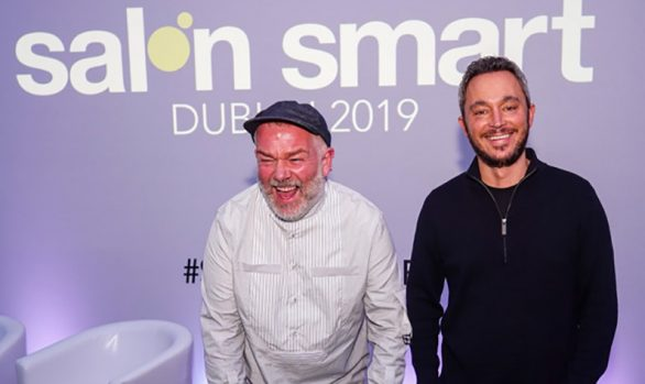THE SALON SMART STAGE DUB-STARS! #SalonSmartIRE