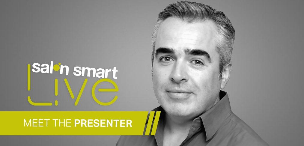 Josh Miller Headshot Salon Smart Live