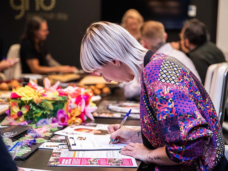 Kelly Scott, Strands Hairdressing