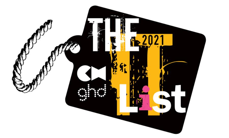 THE IT LIST 2021
