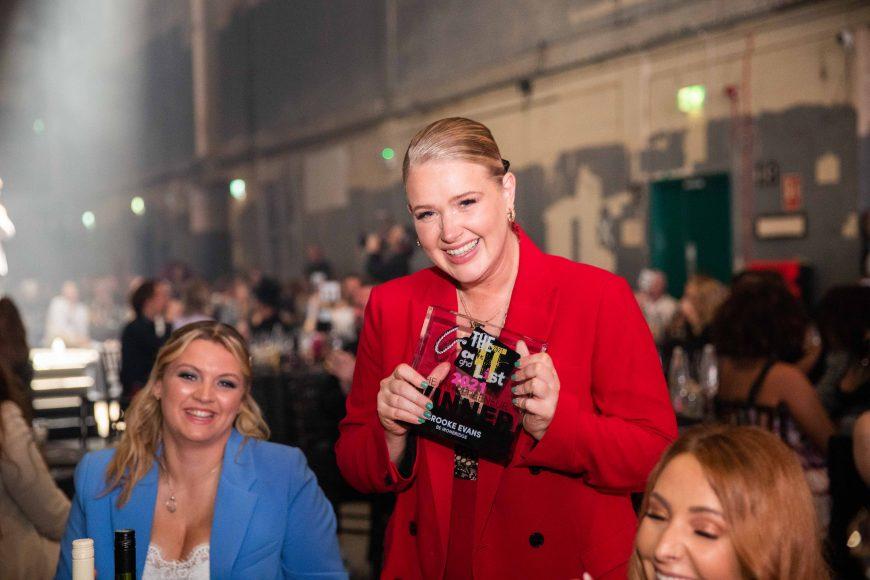 Brooke Evans award