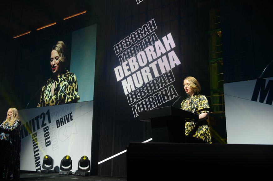 Deborah Murtha stage