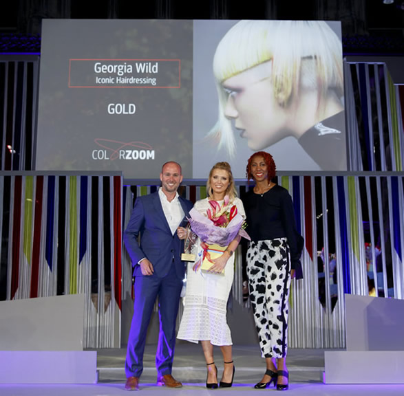 Goldwell Color Zoom UK winners revealed
