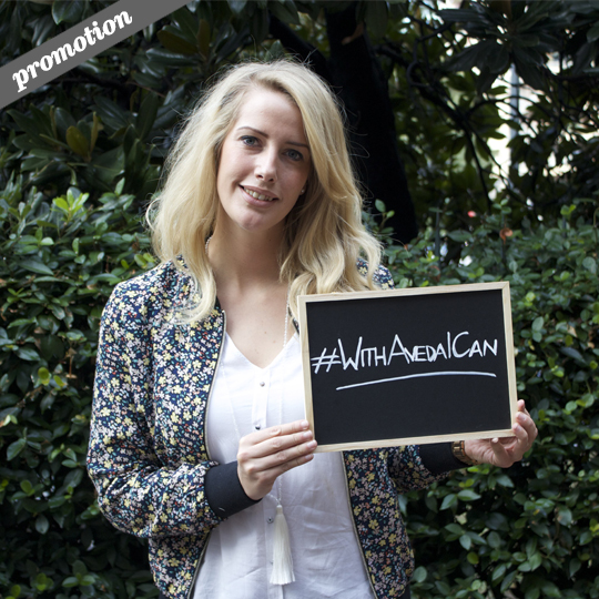 #WithAvedaICan… Macey from Seckingtons reveals all