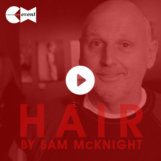 Sam McKnight invites us into his world
