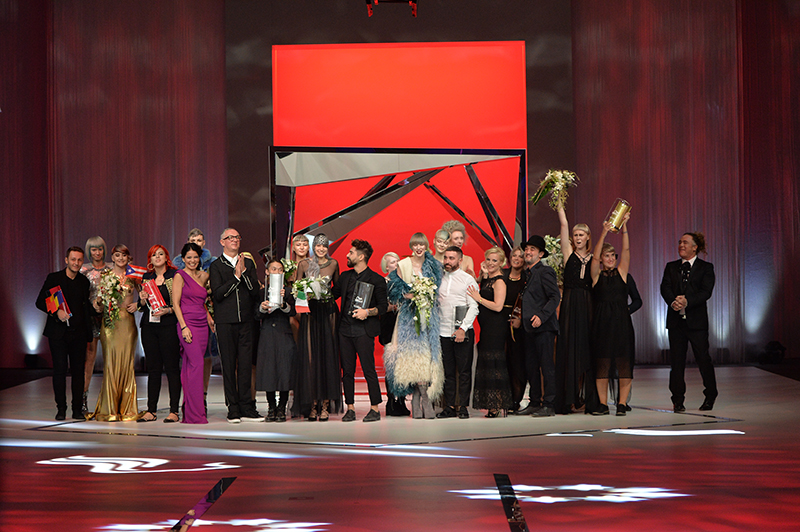 Trendvision 2016 winners