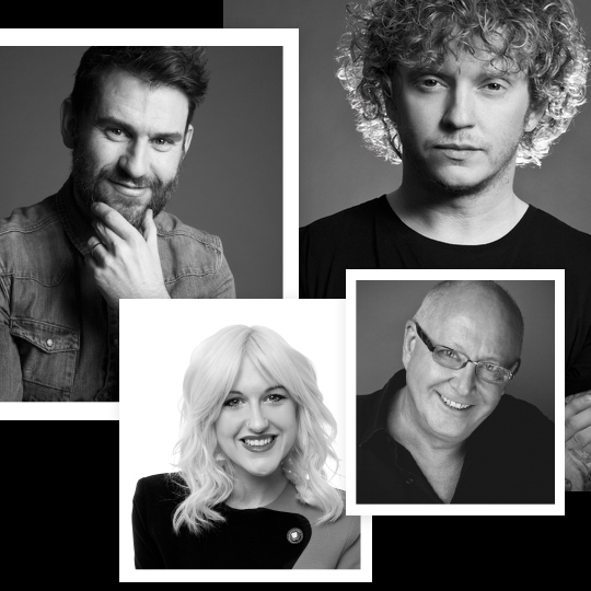 This is who you've got to impress! Meet the L'Oréal Colour Trophy 2017 judges