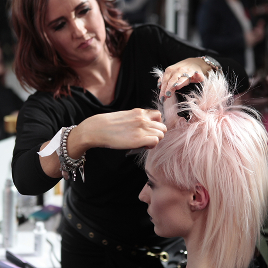 The Northern Irish L'Oréal Colour Trophy 2017 Backstage Live winners are named…