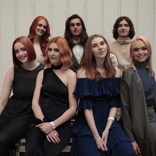 The L'Oréal Colour Trophy 2017 Backstage Live events land in Cambridgeshire