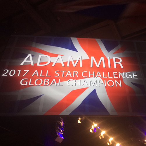 UK scoops American Crew All-Star Challenge victory