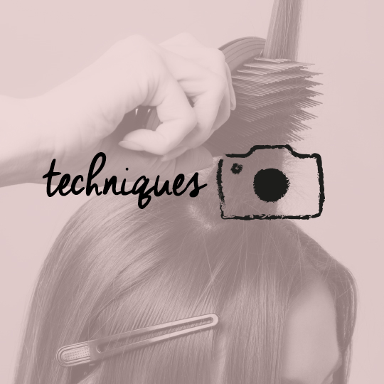 Step by step using The Ultimate by Tangle Teezer